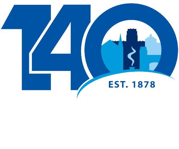 Creighton 140 Anniversary Mark