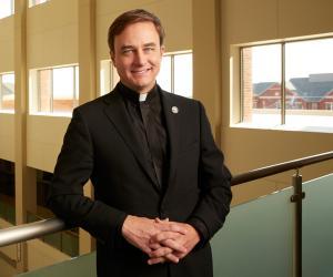 Fr. Hendrickson, Creighton University