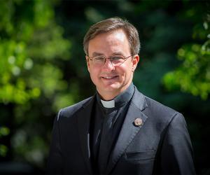 Rev. Daniel S. Hendrickson, President, Creighton University, Omaha, NE