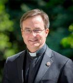 Creighton President the Rev. Daniel S. Hendrickson, SJ