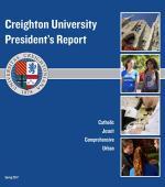 Creighton University President's Report