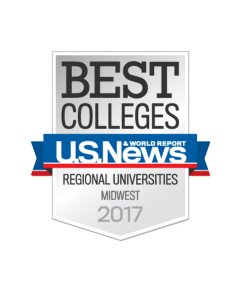 US News and World Report Best Colleges - Regional Universities Midwest